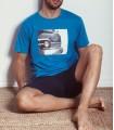 Pijama Hombre Antonio Miro 55228
