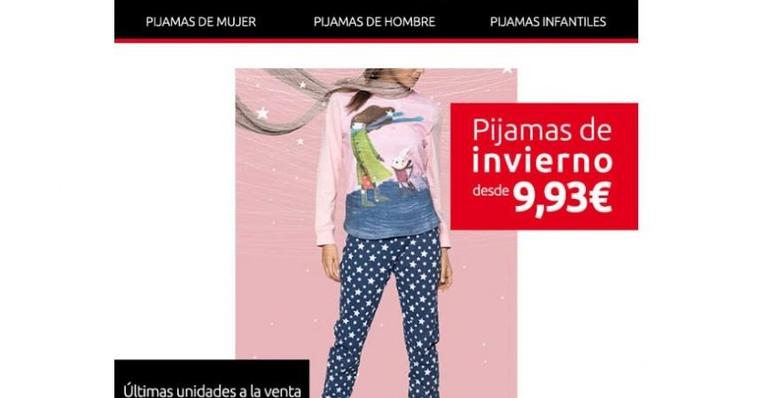 Liquidación de pijamas: ¡date prisa!